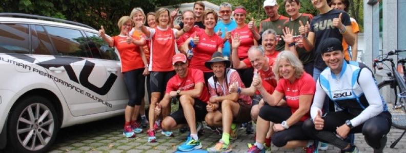 4 weeks – 4 marathons – Sport Ruscher Hausmesse zu den Herbstmarathons 2018