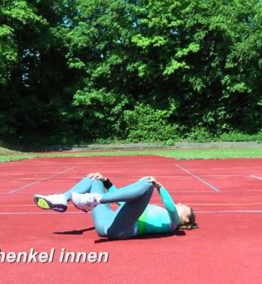 Sport Ruscher – Training: Flexibilität