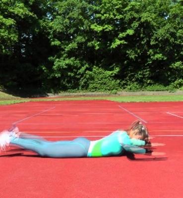 Sport Ruscher – Training: Stabilität