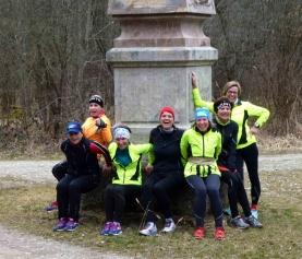 Urban-Athletics 2018 – wir nutzen zum Training, was die Stadt uns bietet