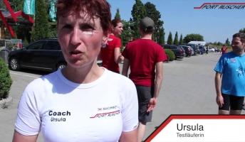 X-Bionic Shirts: Test beim langen Lauf