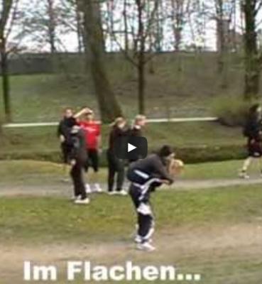 Start des MgM-Athletik Trainings am 09.04.2010