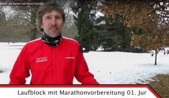 Start in die Saison mit Klaus Ruscher
