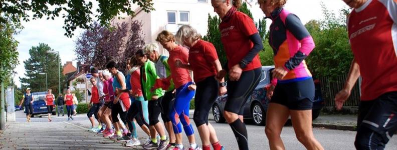 Urban-Athletics 2017 – wir nutzen zum Training, was die Stadt uns bietet